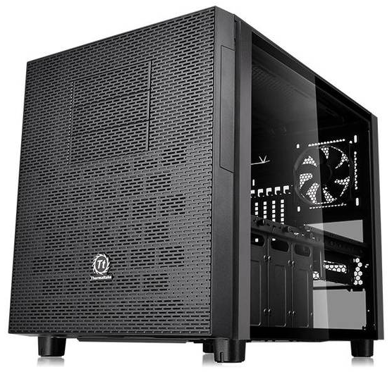 Thermaltake Core X5 Tempered Glass Edition ATX Full NPS Cube