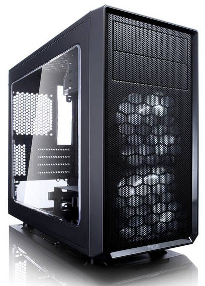 Fractal Focus G MicroATX NPS w/ Window