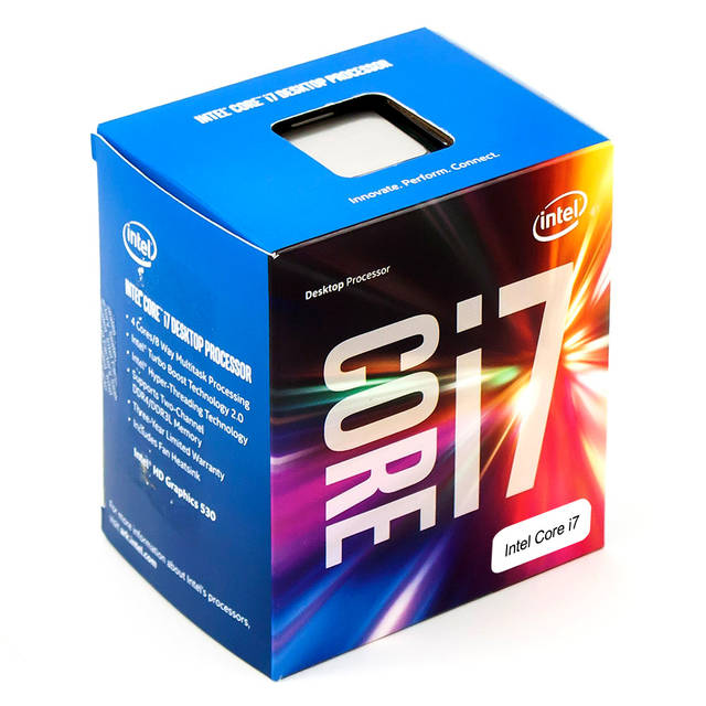 Intel Core i7-6700 Skylake 3.4GHz, Retail