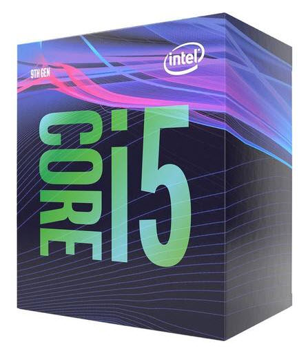 Intel Core i5-9400 Six-Core Coffee Lake 2.9GHz, Retail