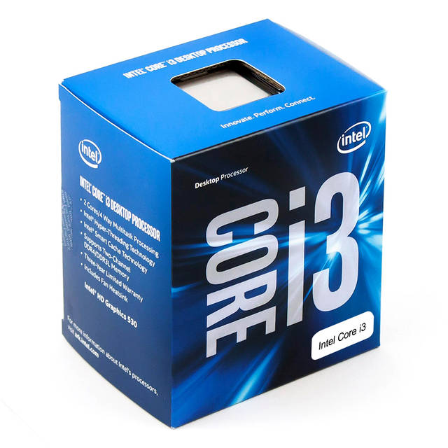 Intel Core i3-6100 Skylake 3.7GHz, Retail