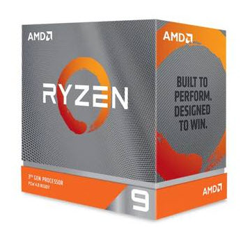 AMD Ryzen 9 3950X 16-Core 3.5GHz Socket AM4 CPU, Retail
