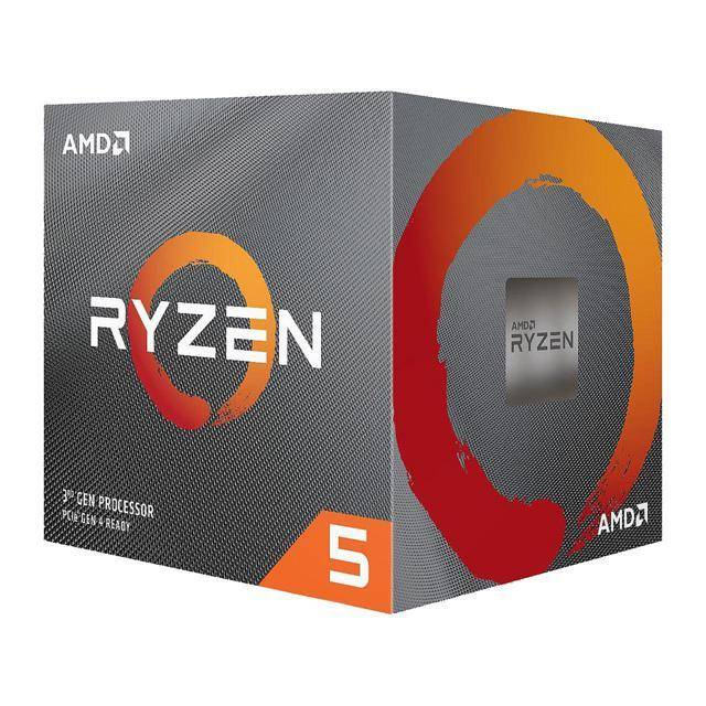 AMD Ryzen 5 3600X Six-Core 3.8GHz Socket AM4, Retail