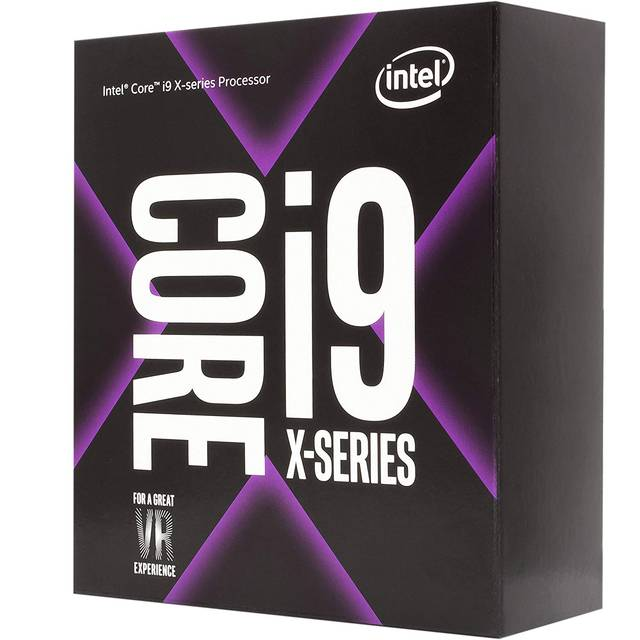 Intel Core i9-9940X X-series Skylake 3.30GHz w/o Fan, Retail
