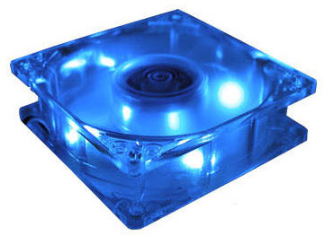 MASSCOOL BLD-1202 120mm Blue LED