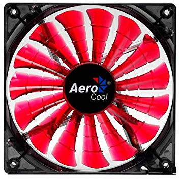 AeroCool Shark 140mm Red LED
