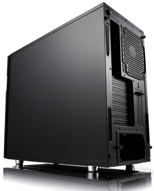 Fractal Design Define R6 Blackout NPS ATX Mid