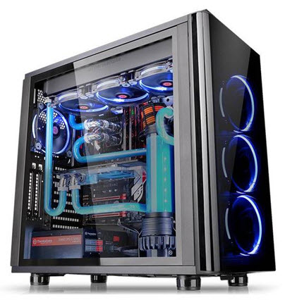 Thermaltake View 31 TG ATX Mid Tower