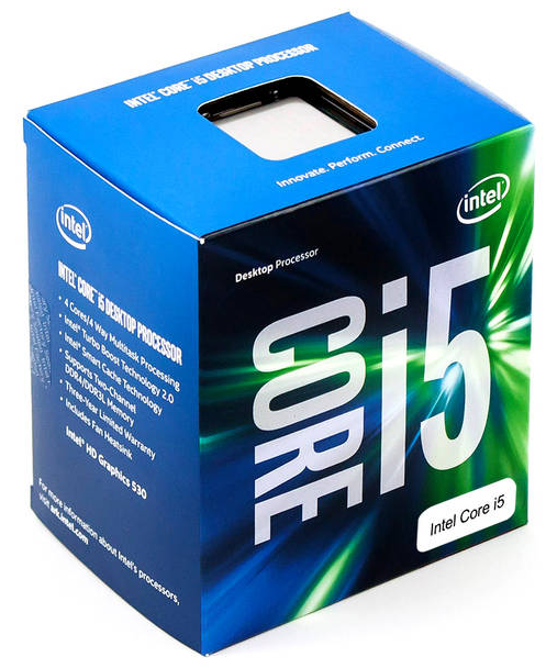 Intel Core i5-6500 Skylake 3.2GHz 6MB, Retail