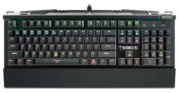 Gamdias HERMES M2 USB 7 Color Optical Switch Mechanical Gaming