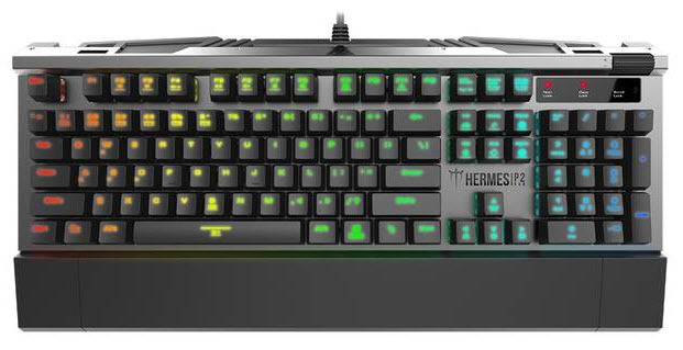Gamdias HERMES P2 USB RGB Mechanical Gaming