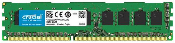 Crucial DDR3-14900 8GB/1Gx72 ECC CL3 Server