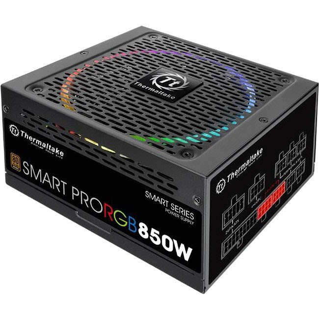 Thermaltake Smart Pro PS-SPR0850FP 850W 80 PLUS Bronze