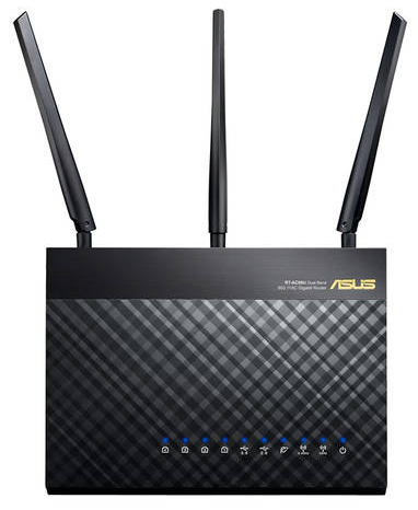 ASUS RT-AC68U DualBand Wireless AC1900 Gigabit