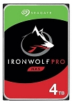 Seagate IronWolf Pro ST4000 4TB 7200RPM SATA 6.0 GB/s 128MB