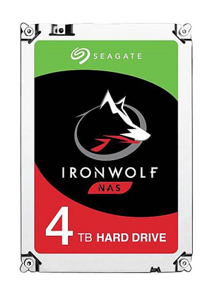 Seagate IronWolf 4TB 5900RPM