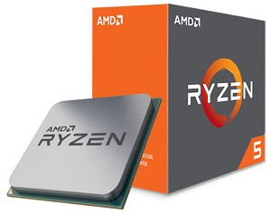 AMD Ryzen 5 1600X Six-Core 3.6GHz Socket AM4, Retail