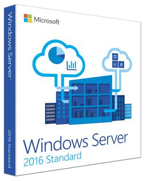 MS Windows Server 2016 CAL (1 Server)