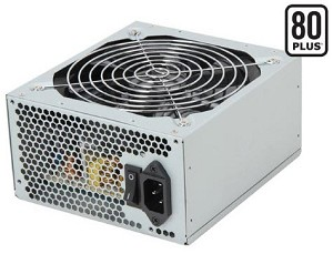 Coolmax ZX600 600W 80 Plus ATX12V 2.2/EPS12V 2.91