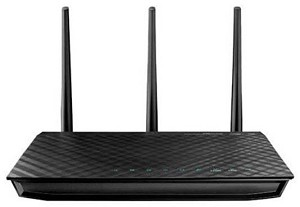 ASUS RTN66R Dual-Band Wireless N900 Gigabit